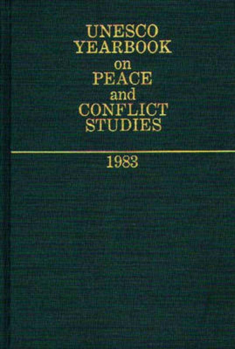 Unesco Yearbook on Peace and Conflict Studies 1983