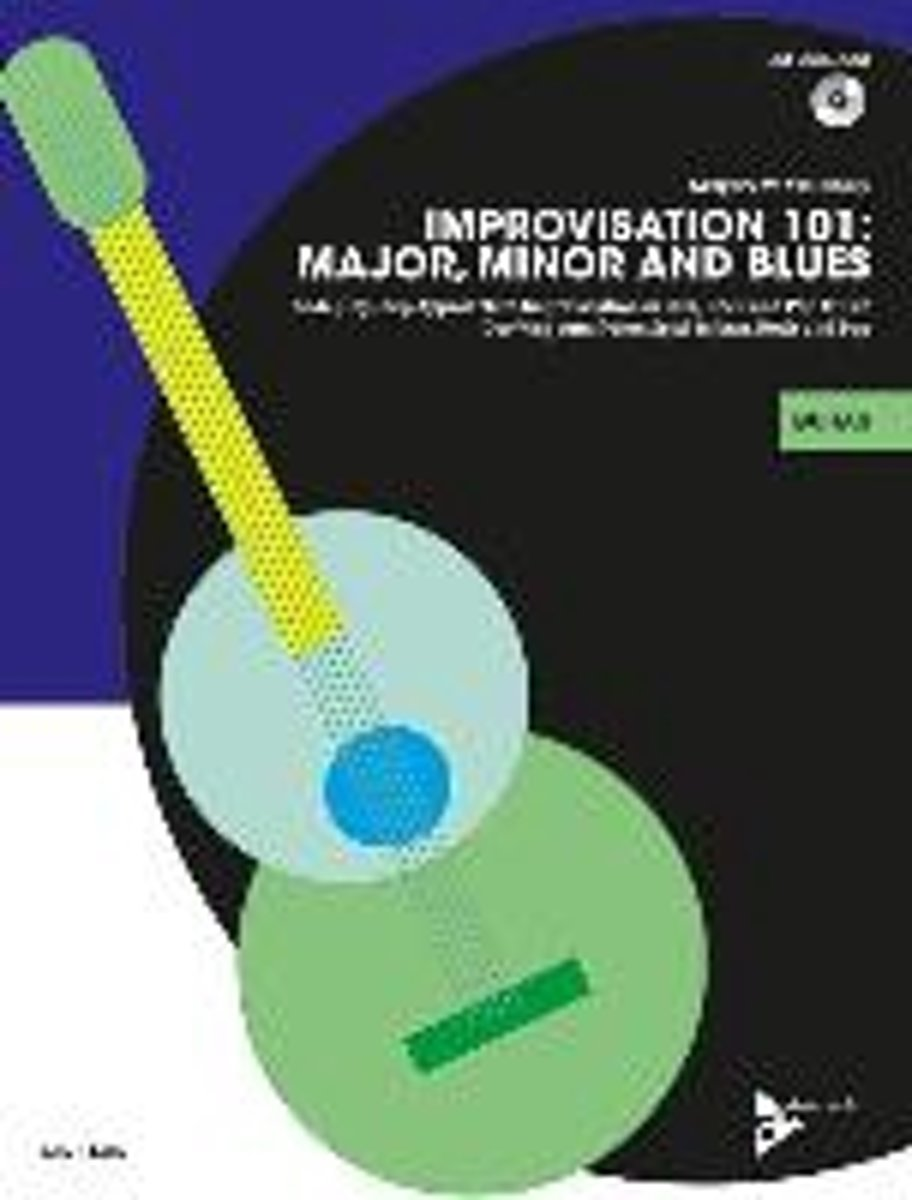 Improvisation 101 -- Major, Minor, and Blues