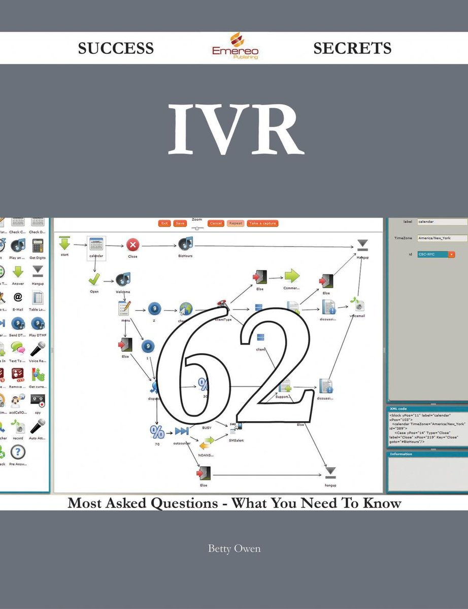 Ivr 62 Success Secrets - 62 Most Asked Questions On Ivr - What You Need To Know