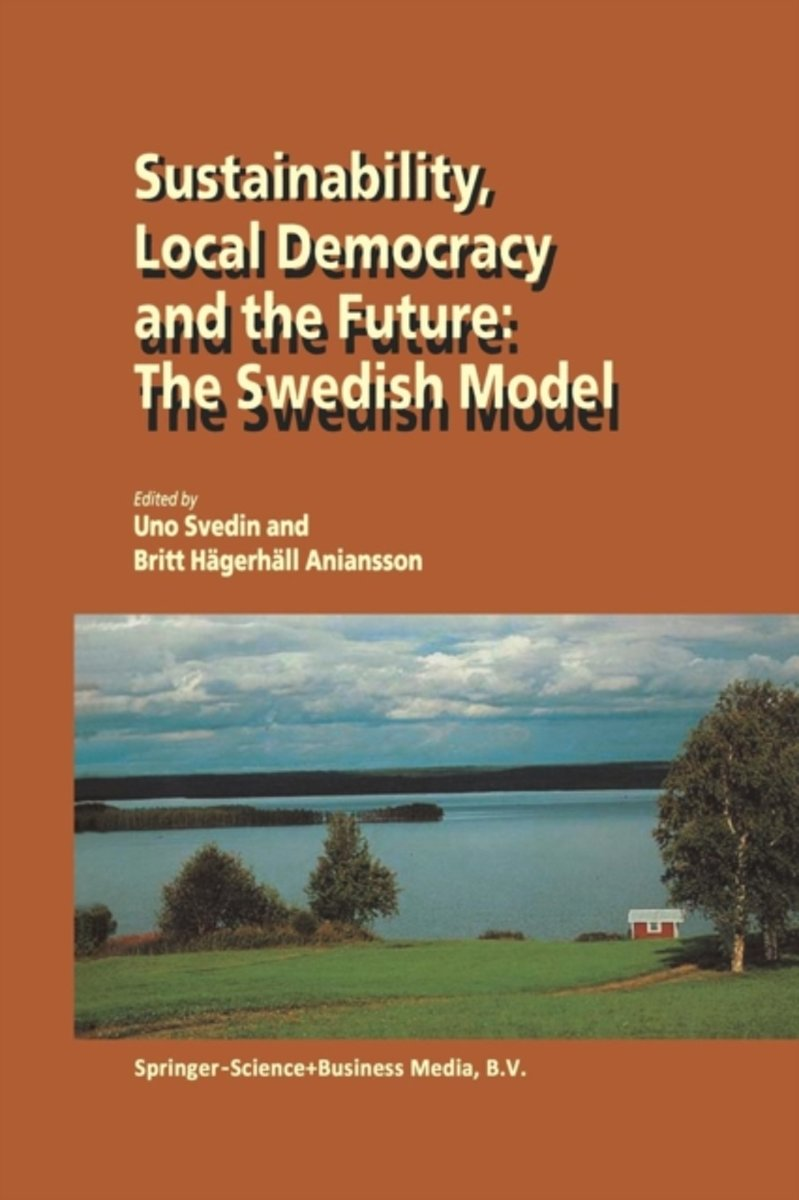 Sustainability, Local Democracy and the Future