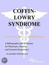 Coffin-Lowry Syndrome - a Bibliography and Dictionary for Physicians, Patients, and Genome Researchers