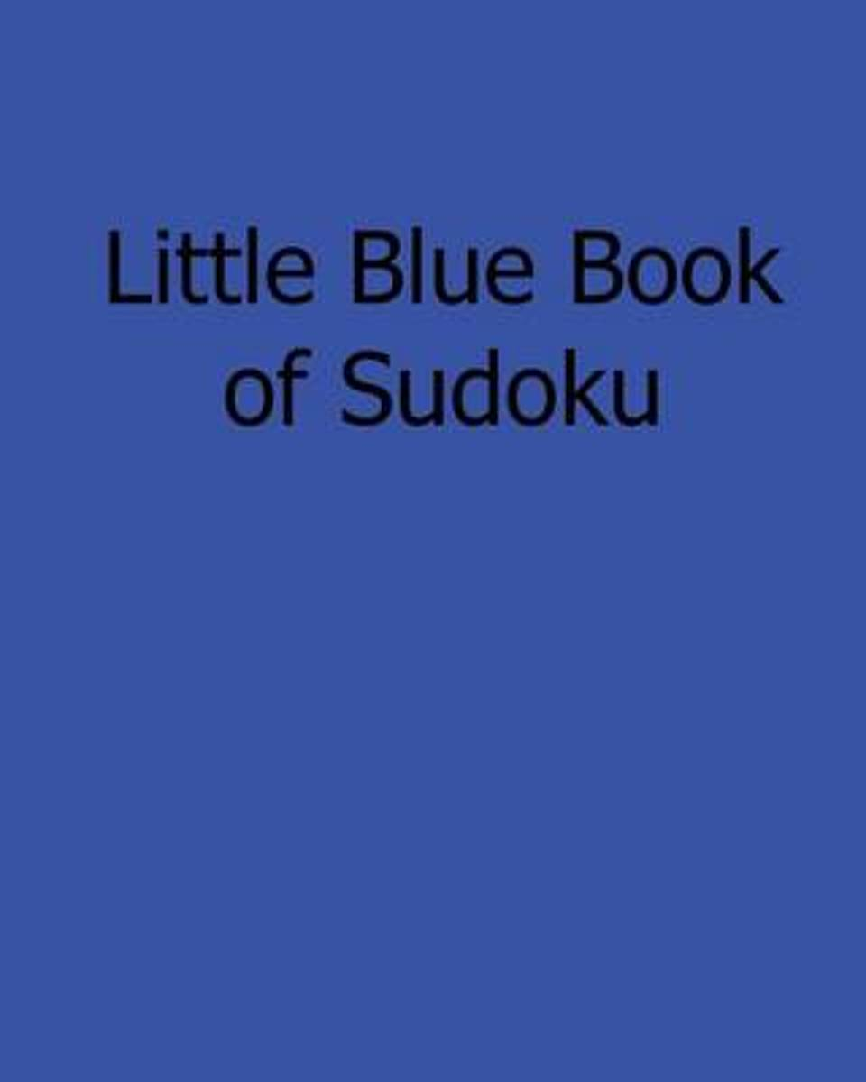 Little Blue Book of Sudoku