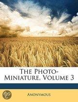 The Photo-Miniature, Volume 3