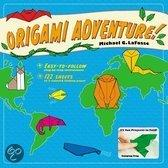 Origami Adventure! [With Book]