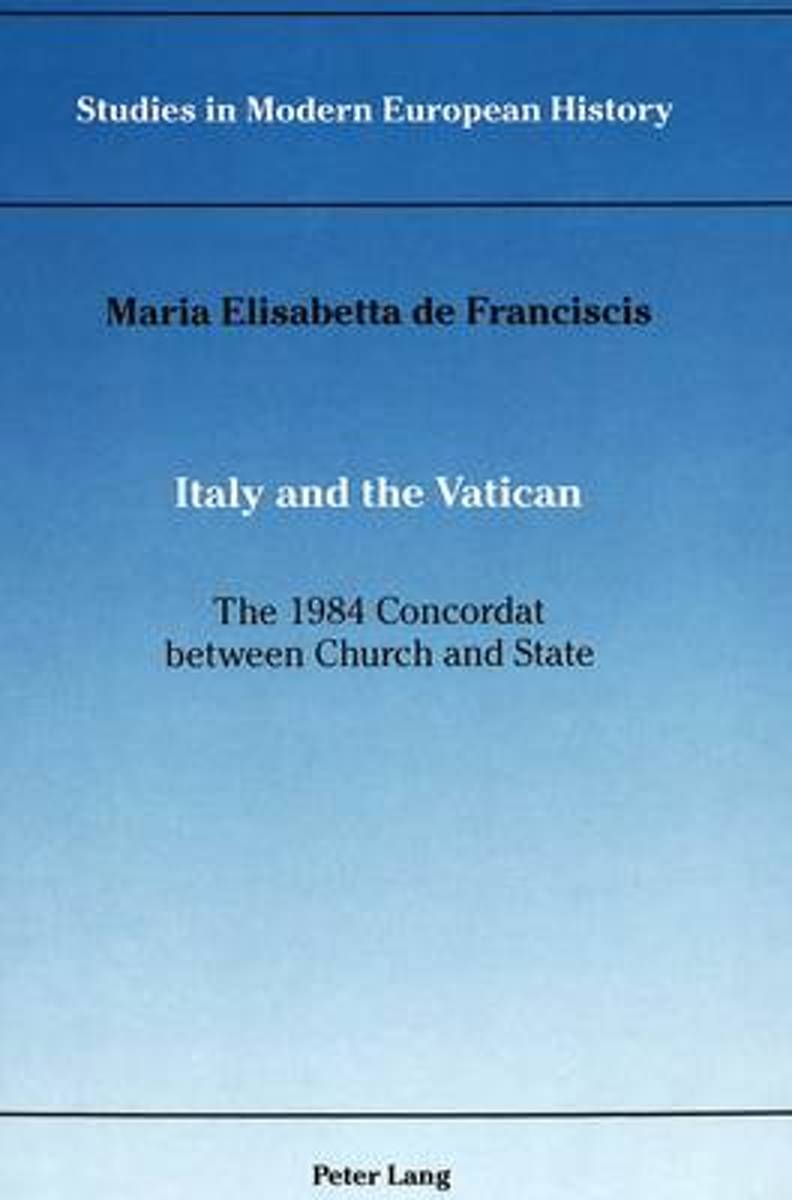 Italy and the Vatican