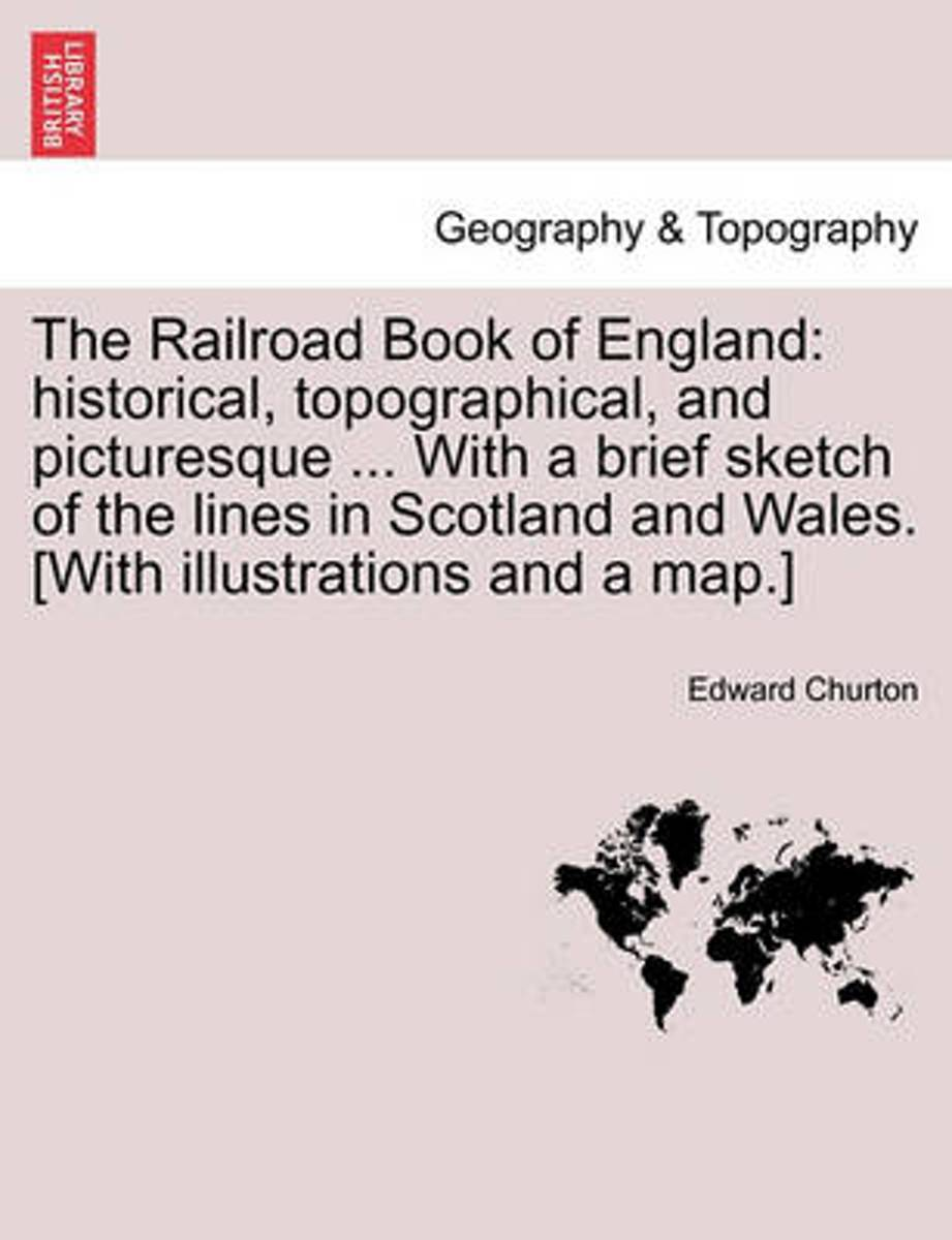 The Railroad Book of England