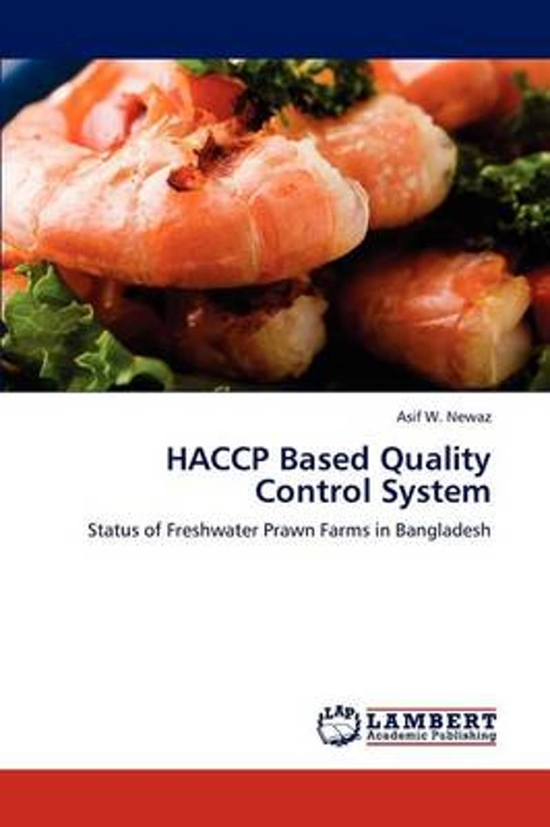 Haccp Based Quality Control System