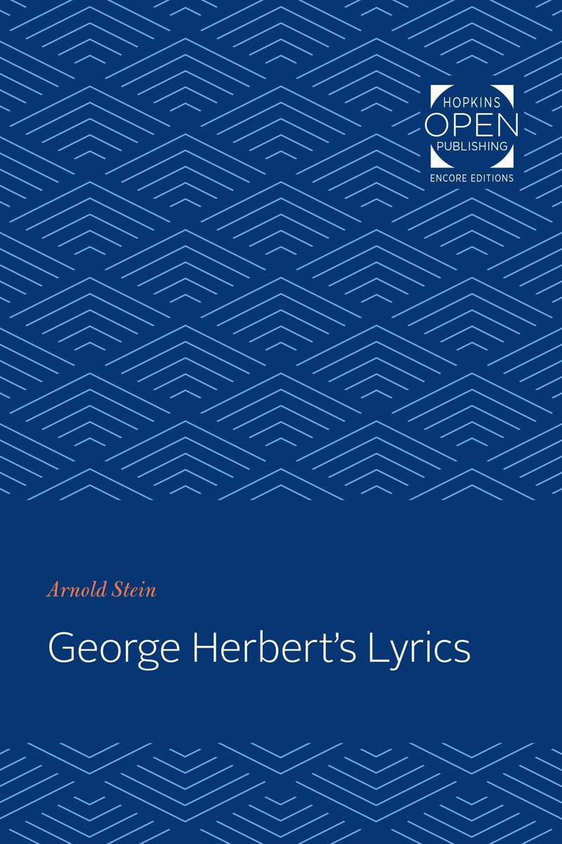 George Herbert's Lyrics