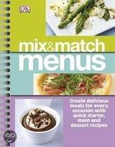 Mix And Match Menus