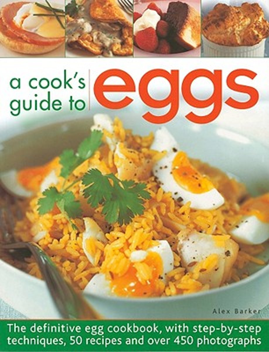 Cook's Guide to Eggs