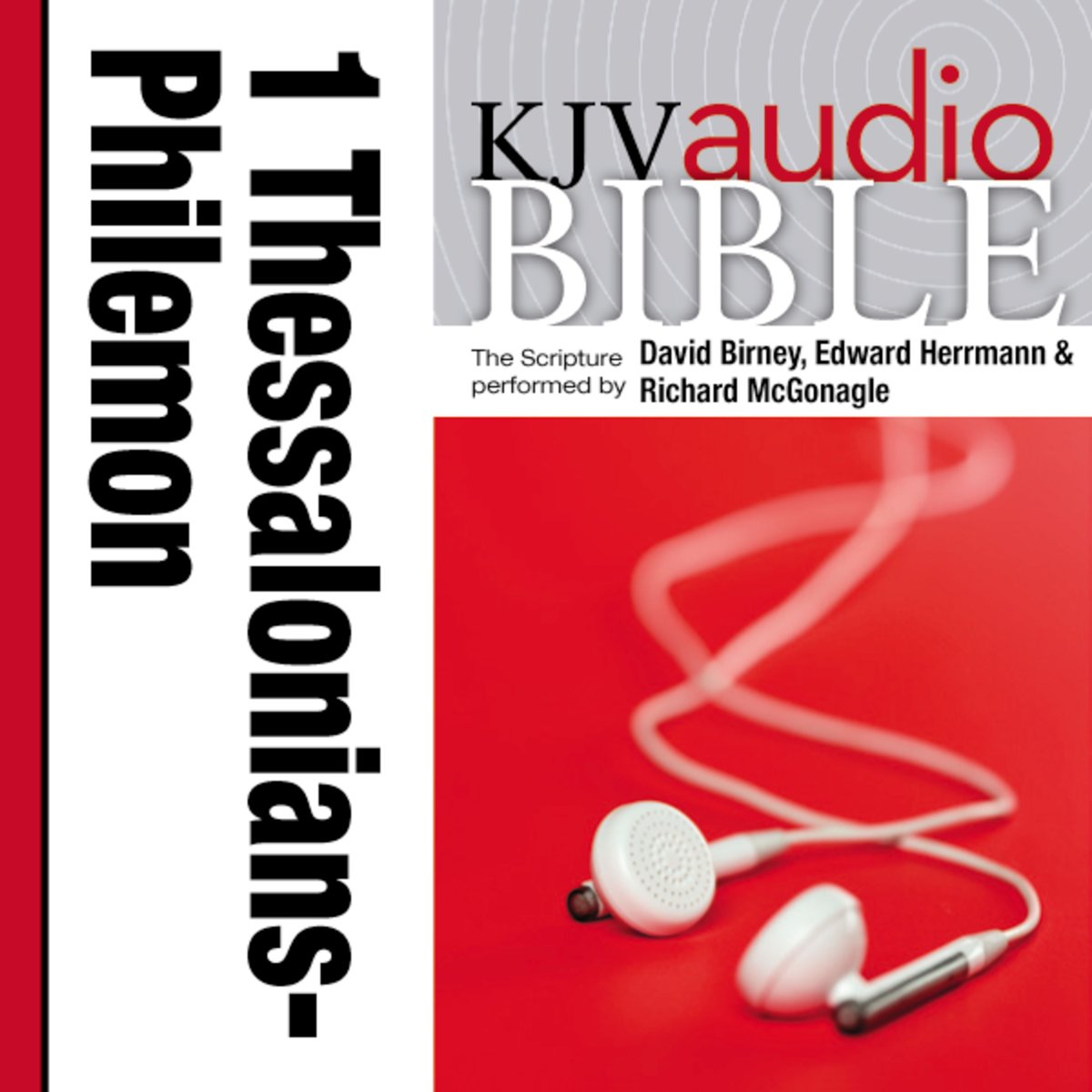 Pure Voice Audio Bible - King James Version, KJV: (35) 1 and 2 Thessalonians, 1 and 2 Timothy, Titus, and Philemon