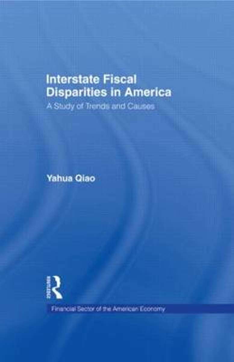 Interstate Fiscal Disparities in America