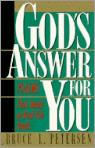 God's Answer for You