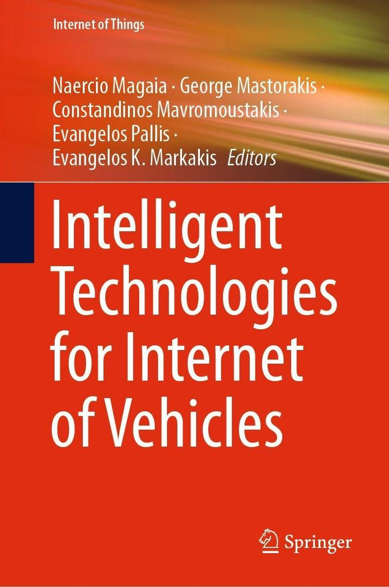 Intelligent Technologies for Internet of Vehicles