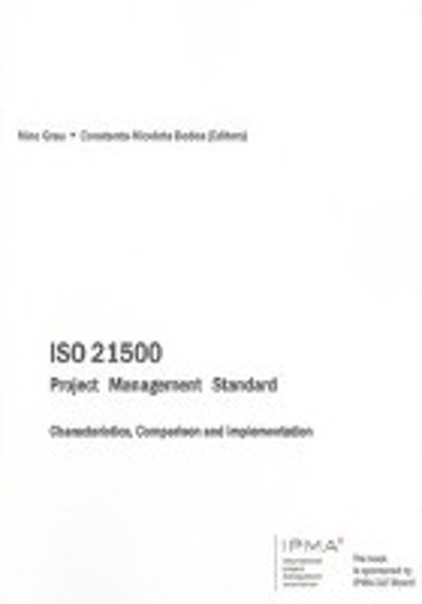 ISO 21500 Project Management Standard