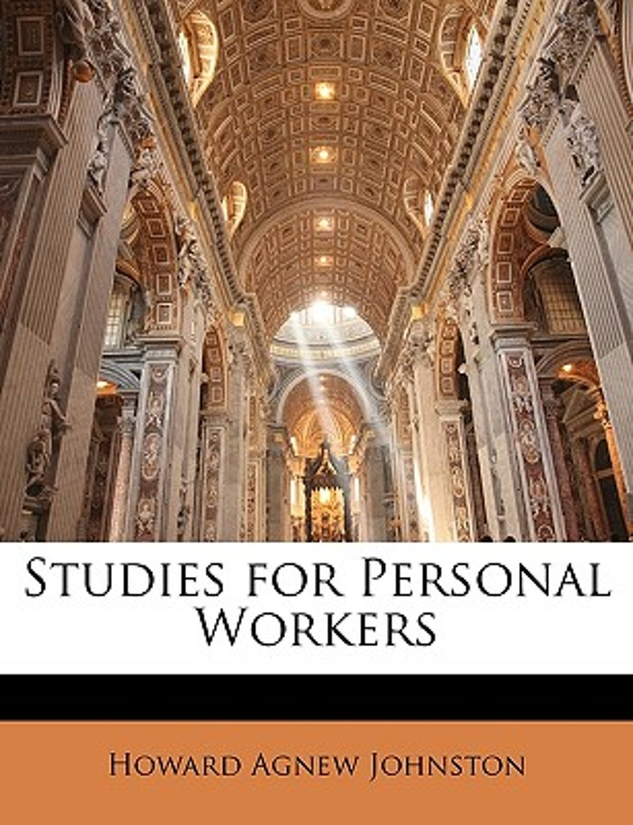 Studies for Personal Workers