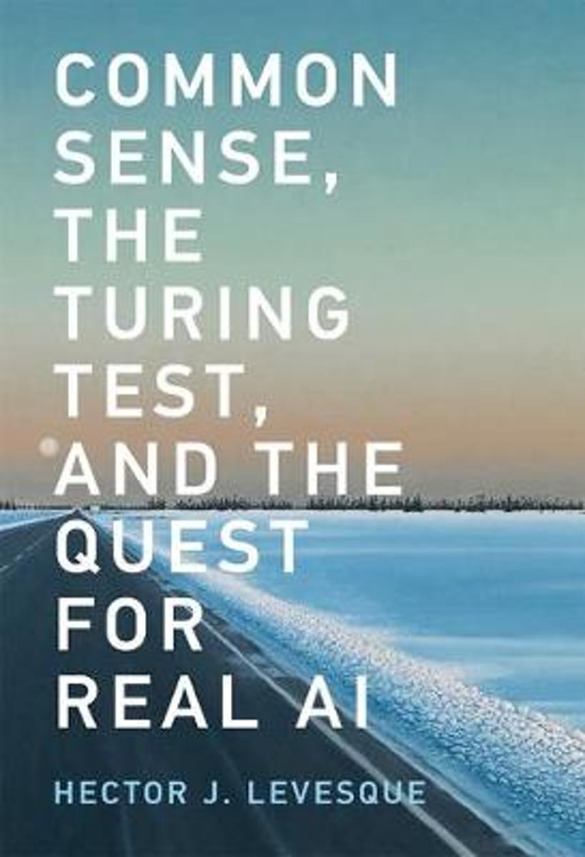 Common Sense, the Turing Test, and the Quest for Real AI