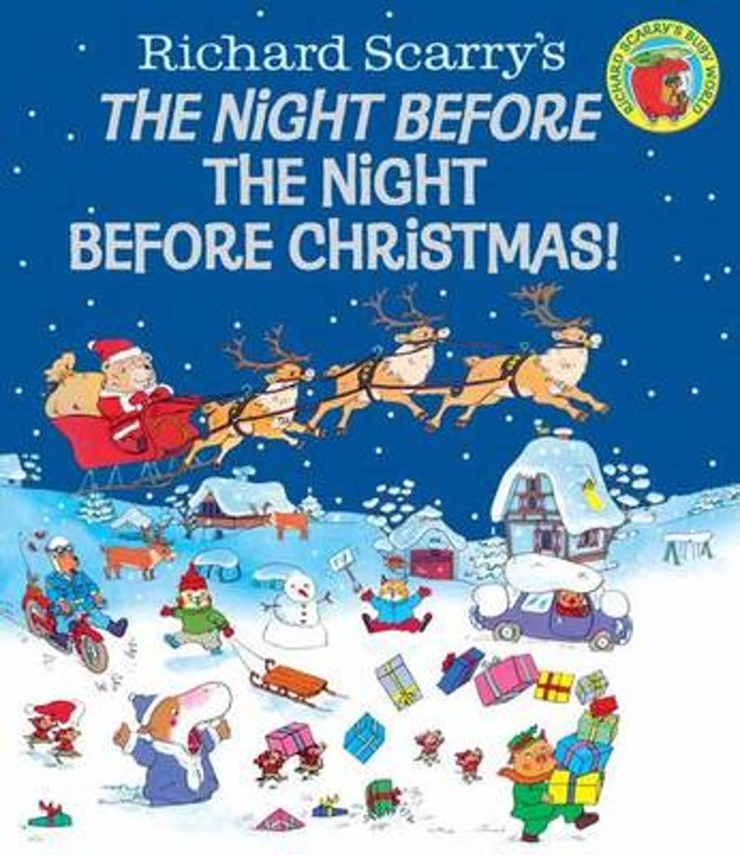 Night Before the Night Before Christmas!