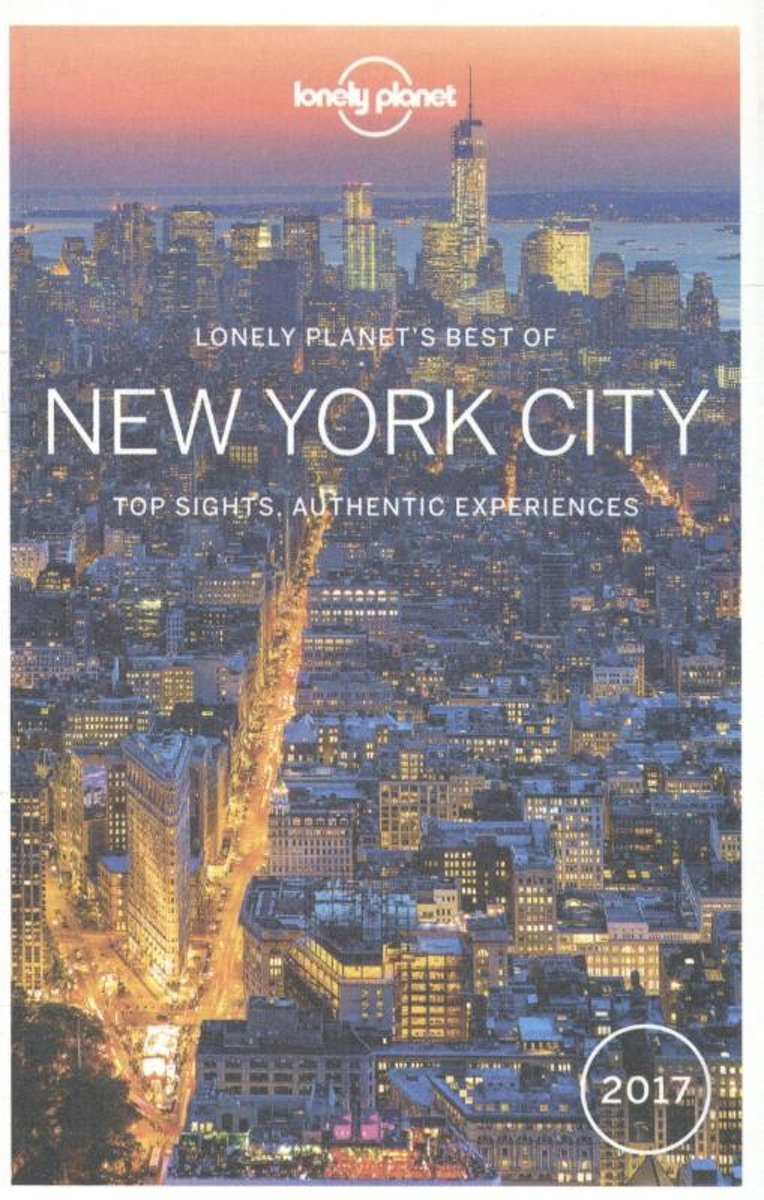 Lonely Planet Best of New York City dr 1