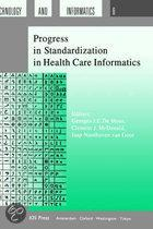Progress in Standardization in Health Care Informatics