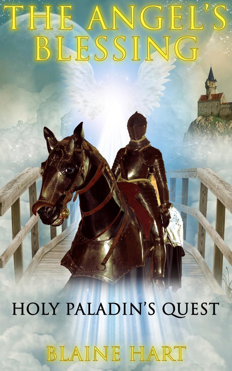 Holy Paladin's Quest: The Angel's Blessing: Book One