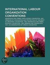 International Labour Organization Conventions: Indigenous And Tribal Populations Convention, 1957