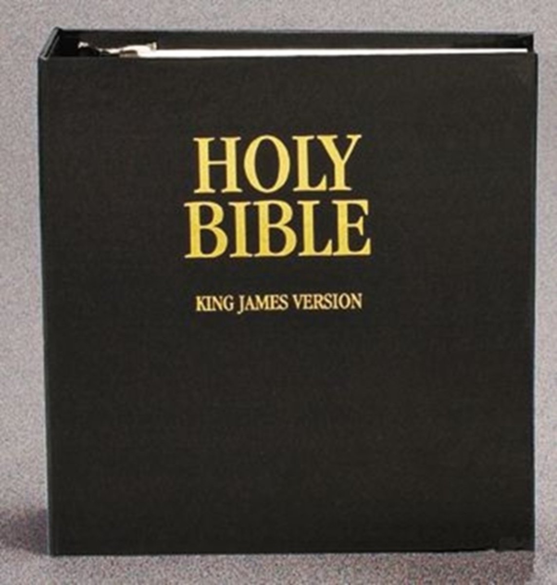 Loose Leaf Bible-KJV
