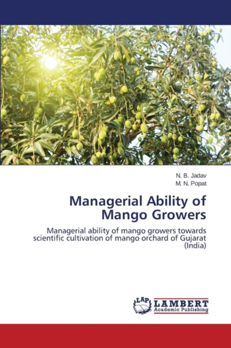 Managerial Ability of Mango Growers