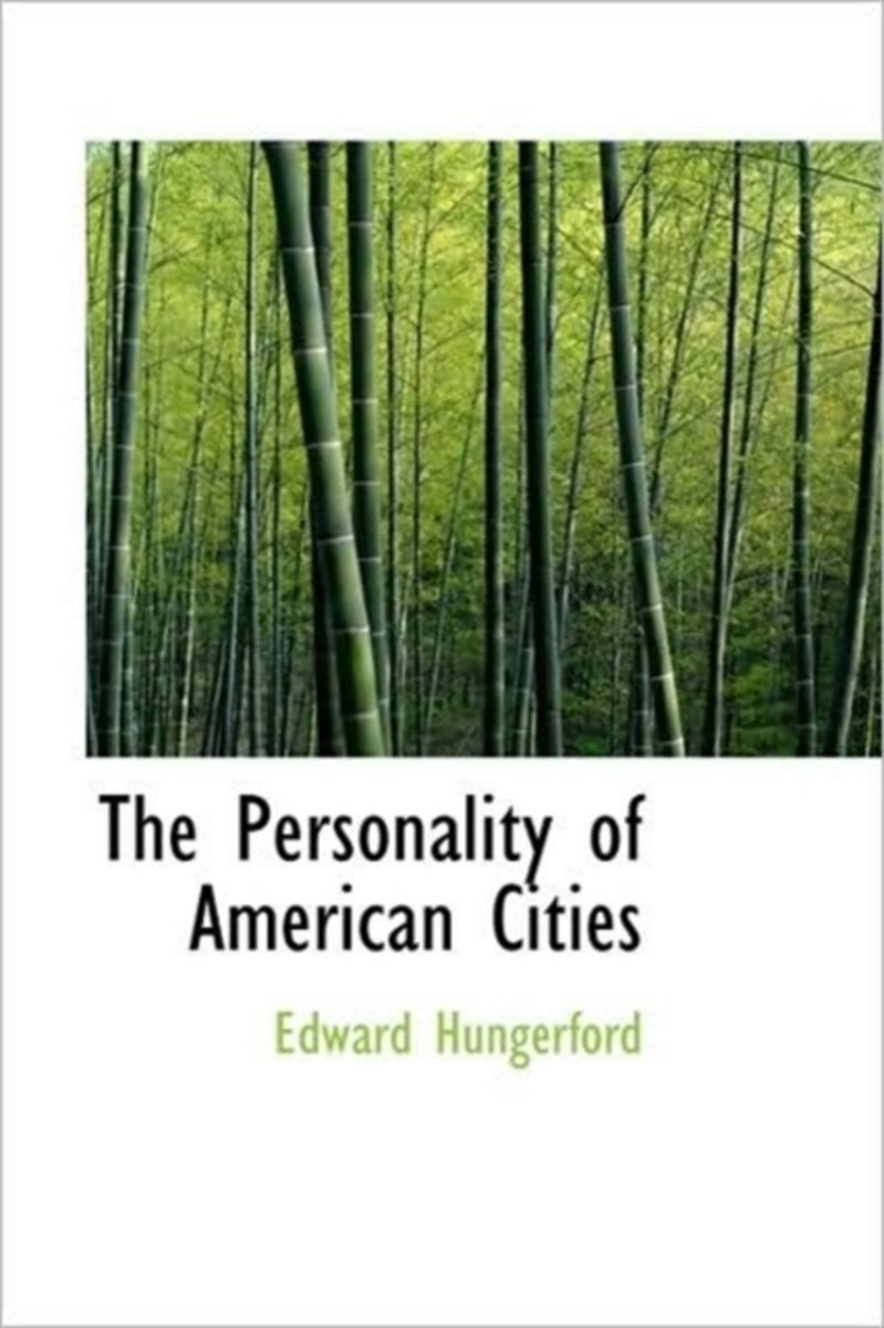 The Personality of American Cities