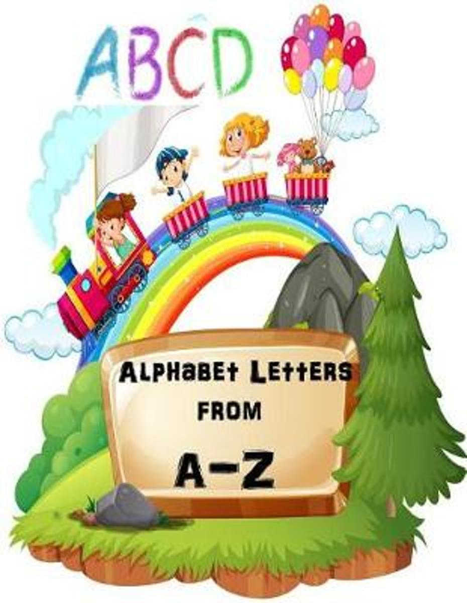 Alphabet Letters from a - Z