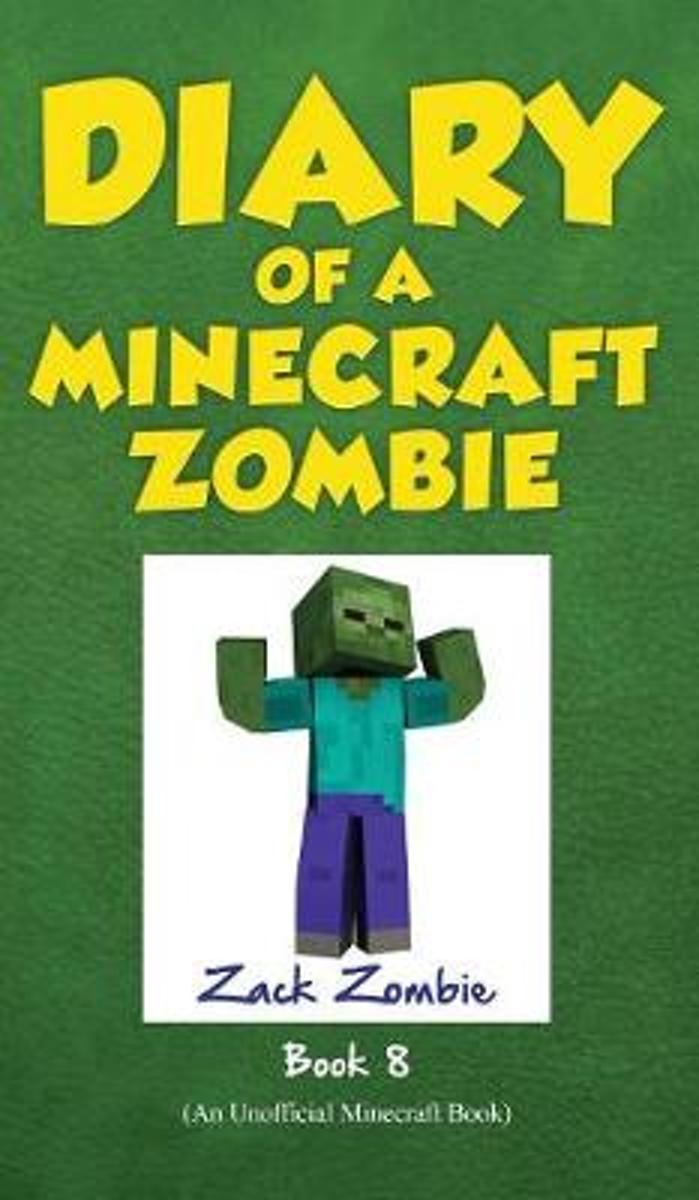 Diary of a Minecraft Zombie, Book 8