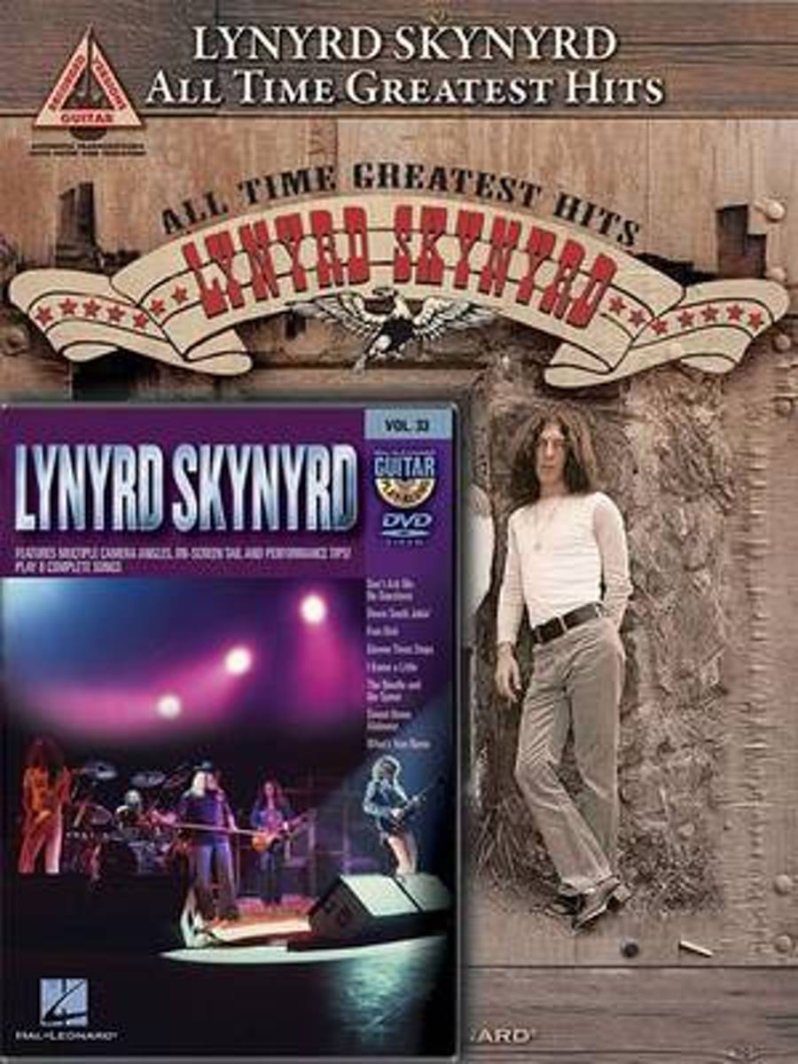 Lynyrd Skynyrd All Time Greatest Hists