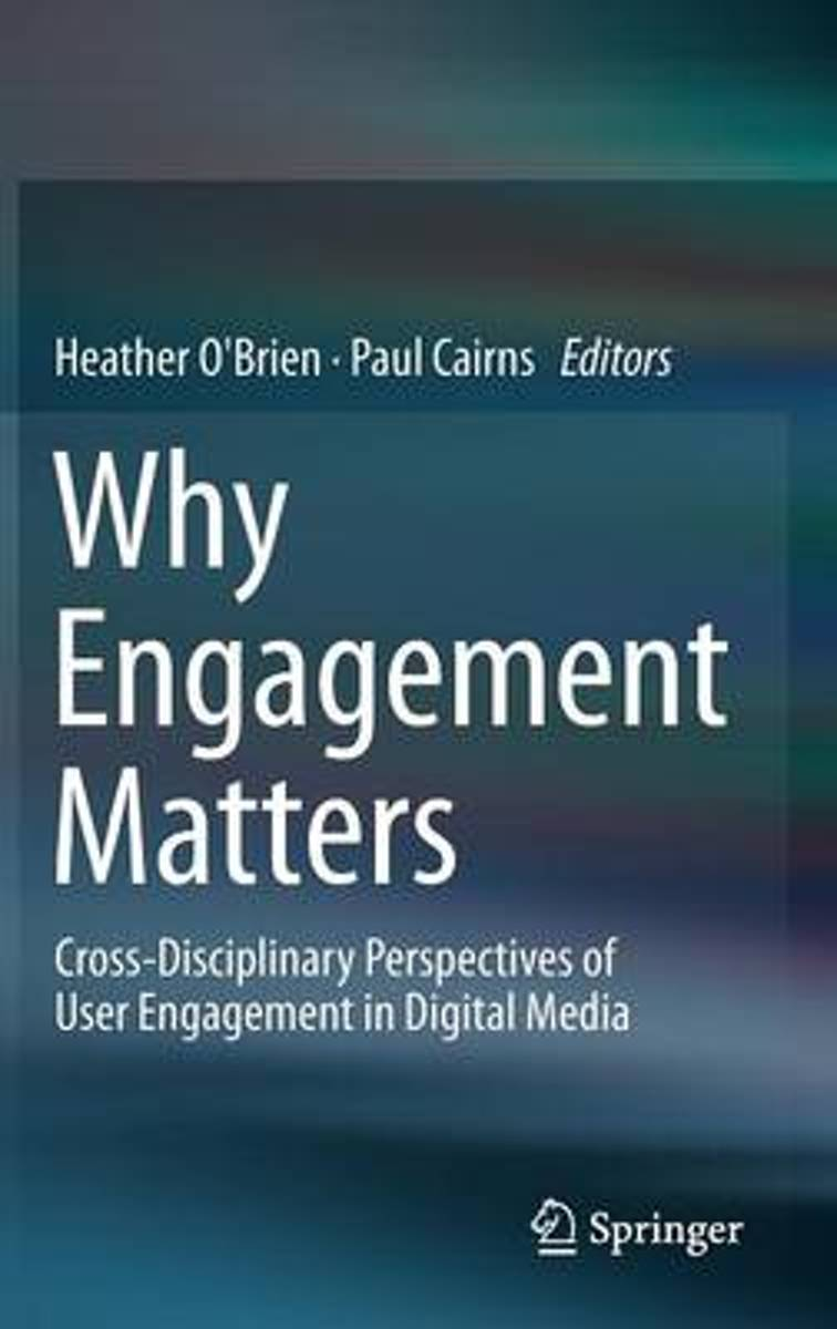 Why Engagement Matters