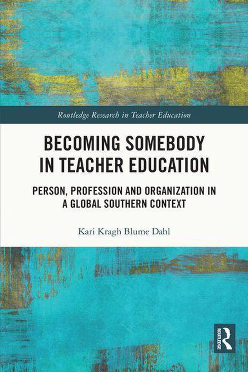 Becoming Somebody in Teacher Education