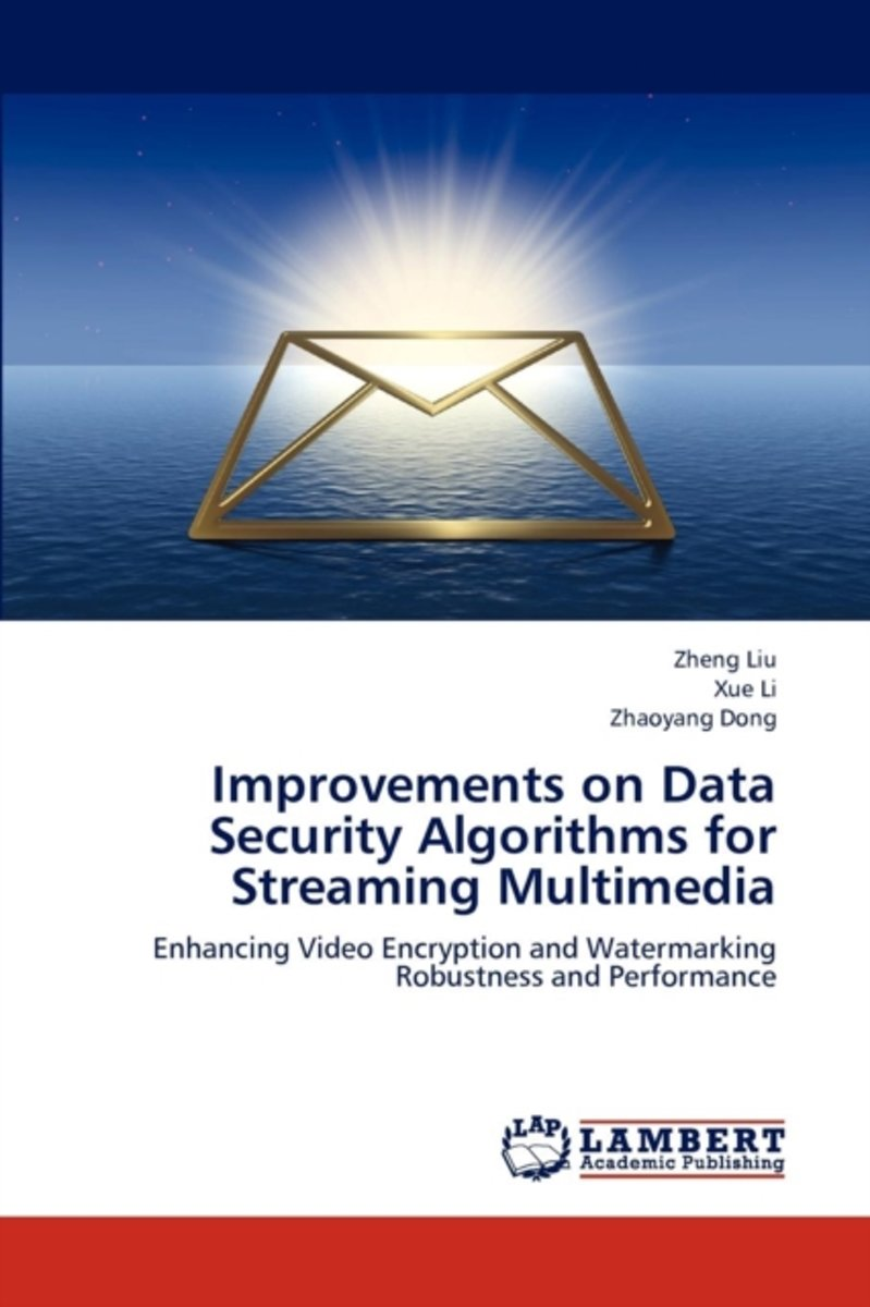 Improvements on Data Security Algorithms for Streaming Multimedia