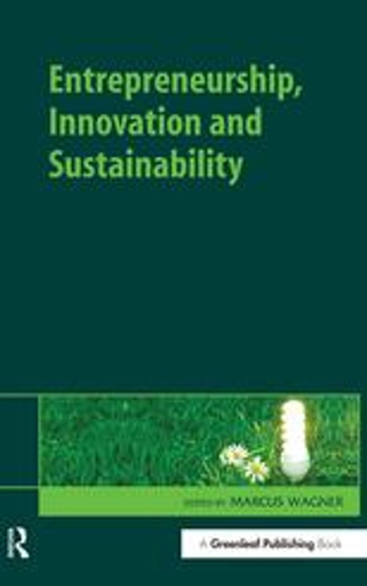 Entrepreneurship, Innovation and Sustainability