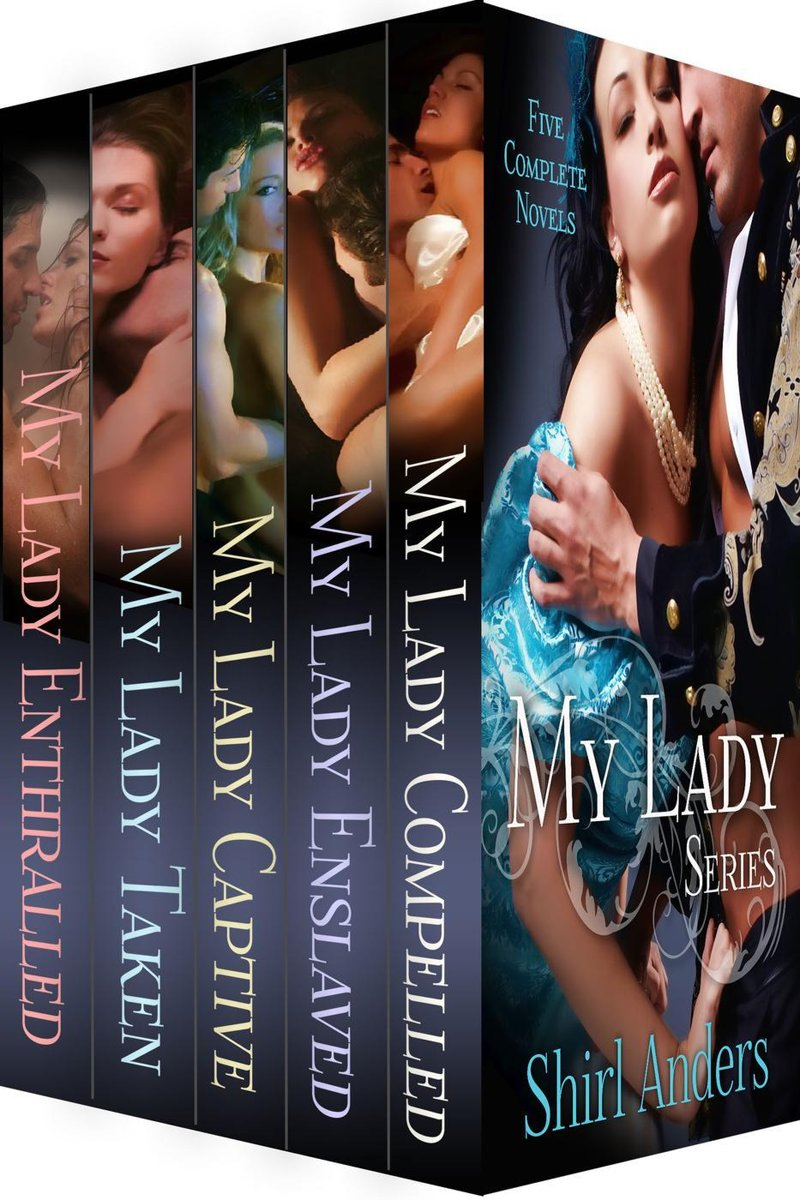 My Lady Series Bundle (1-5)