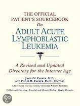 The Official Patient's Sourcebook On Adu