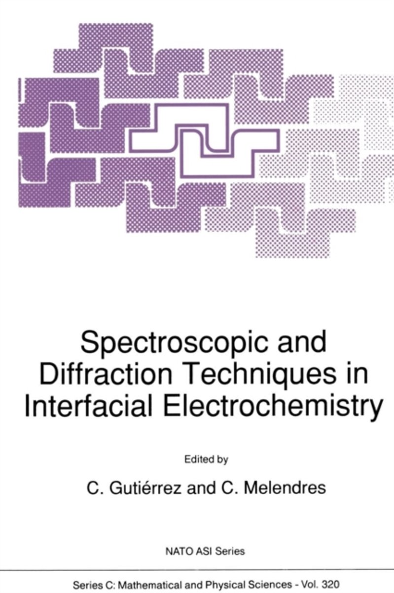 Spectroscopic and Diffraction Techniques in Interfacial Electrochemistry