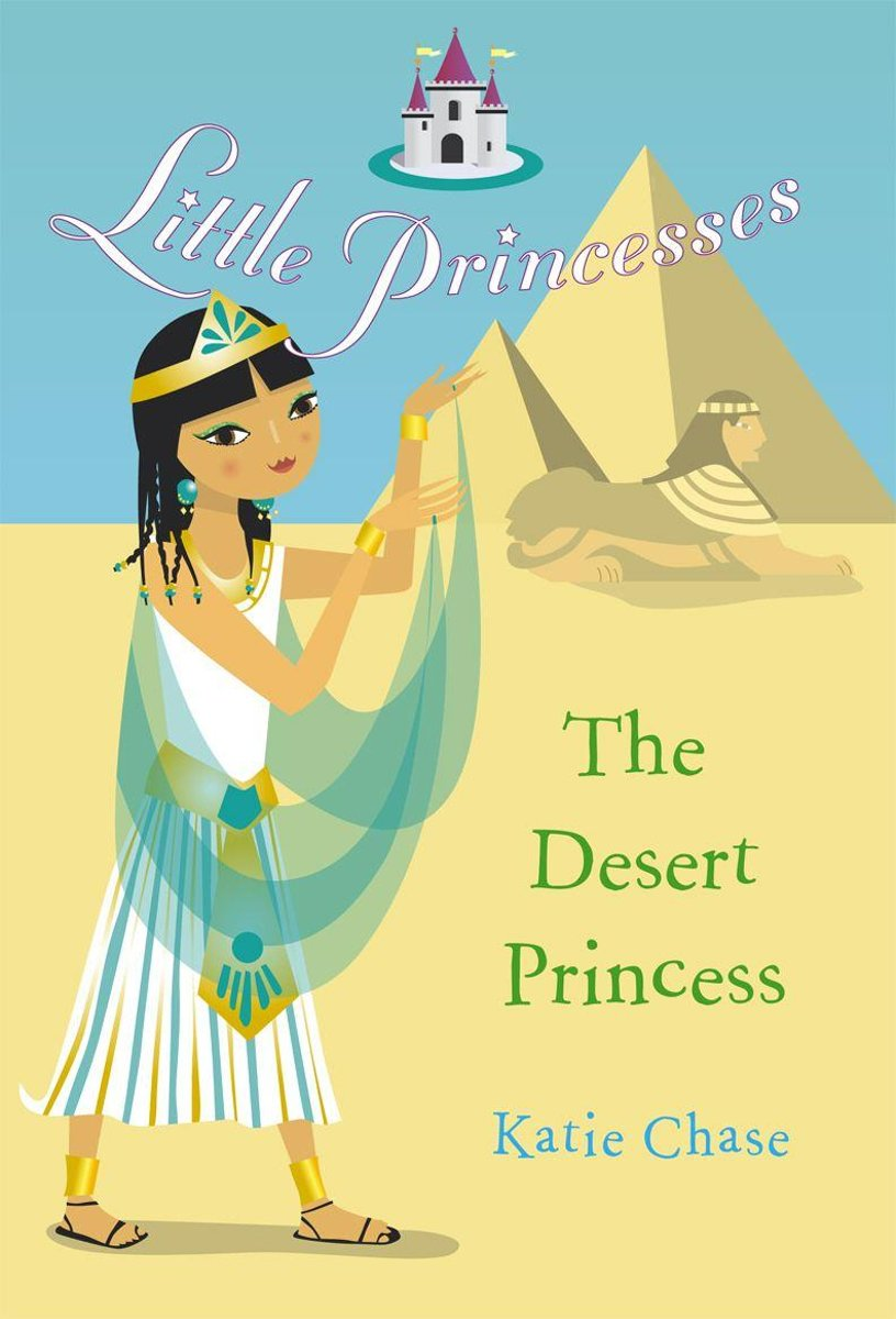 Little Princesses: The Desert Princess