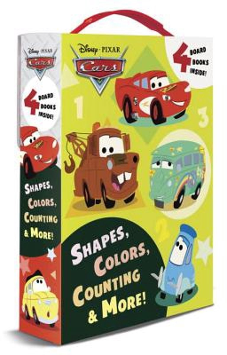 Shapes, Colors, Counting & More!