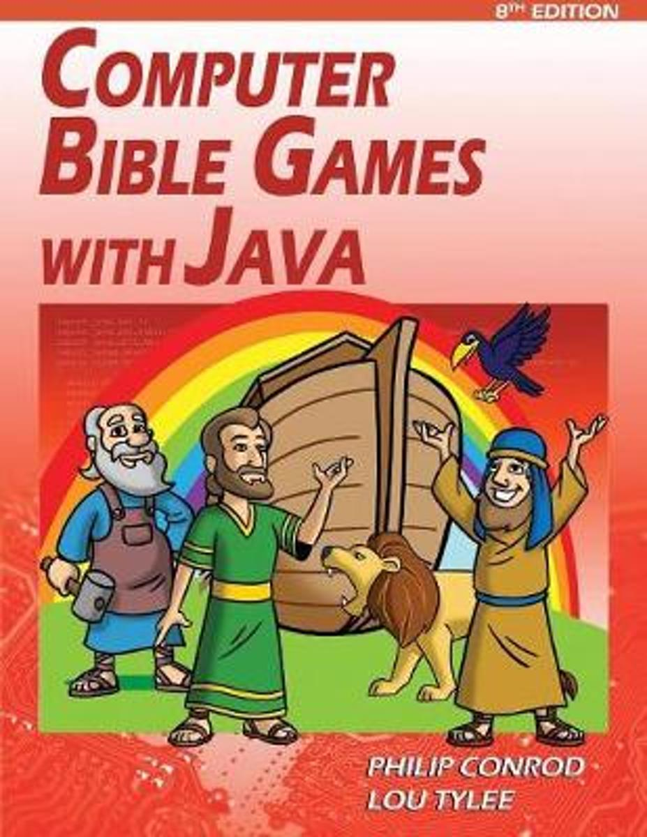 Computer Bible Games with Java
