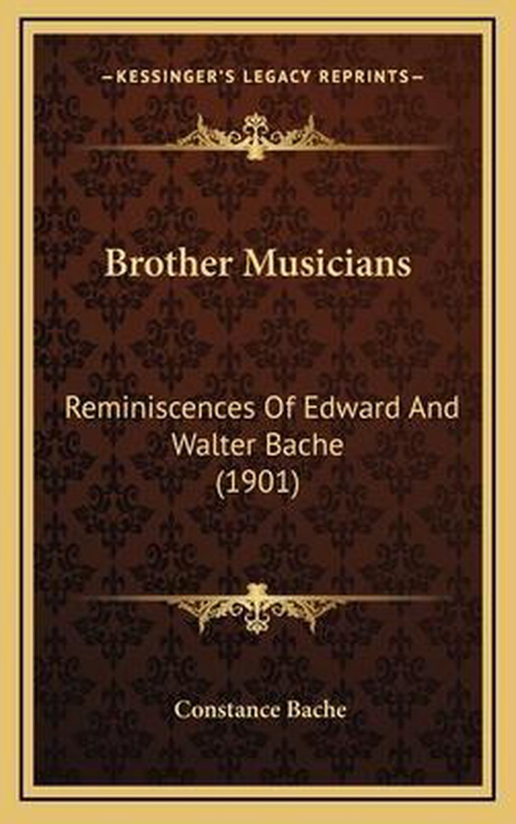 Brother Musicians