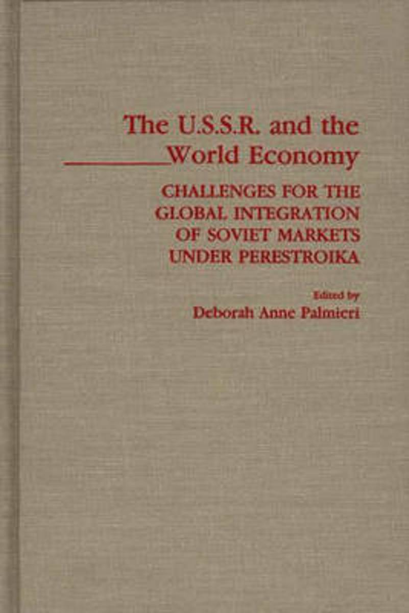 The USSR and the World Economy image