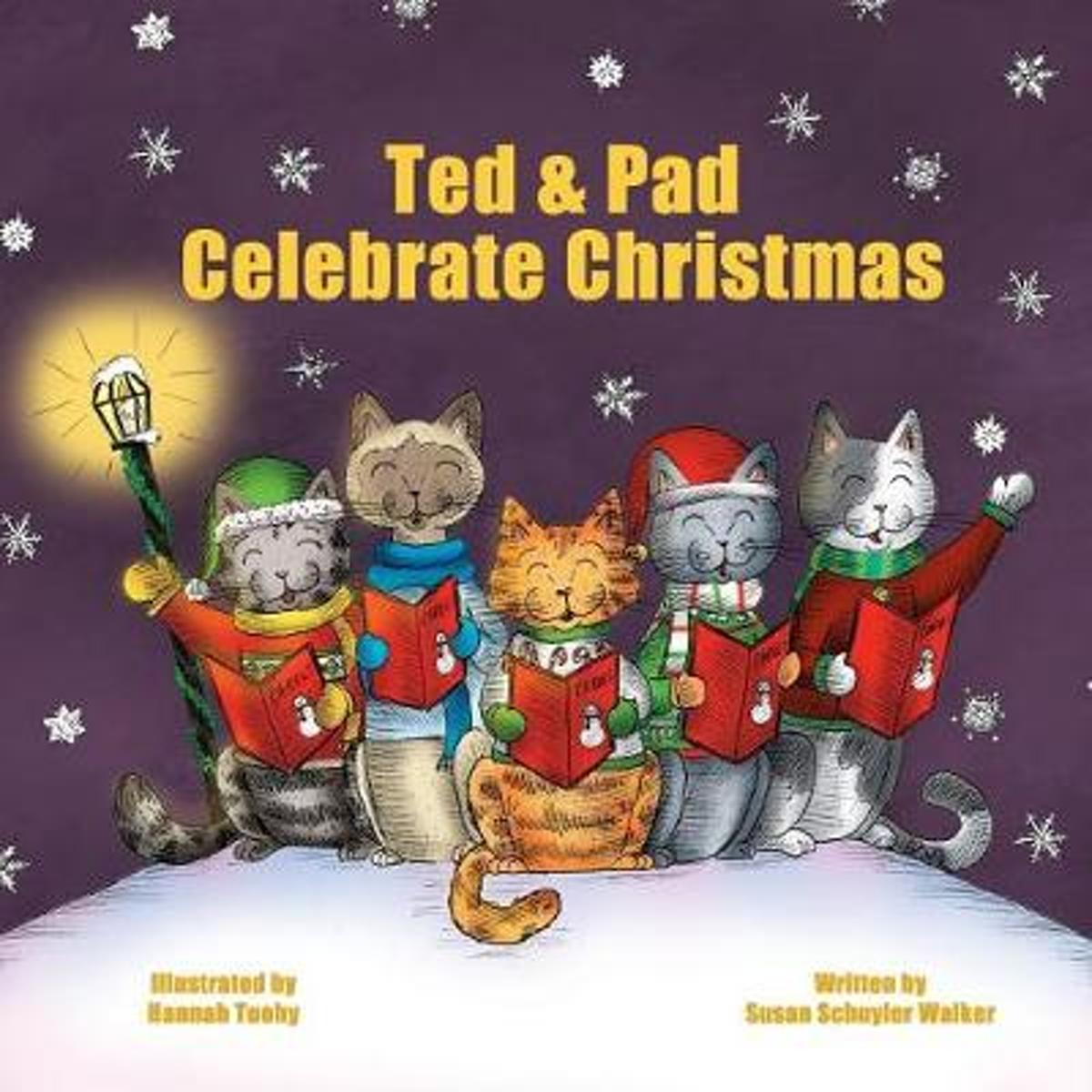 Ted & Pad Celebrate Christmas