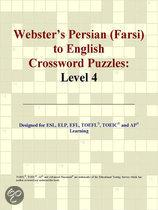 Webster's Persian (Farsi) to English Crossword Puzzles