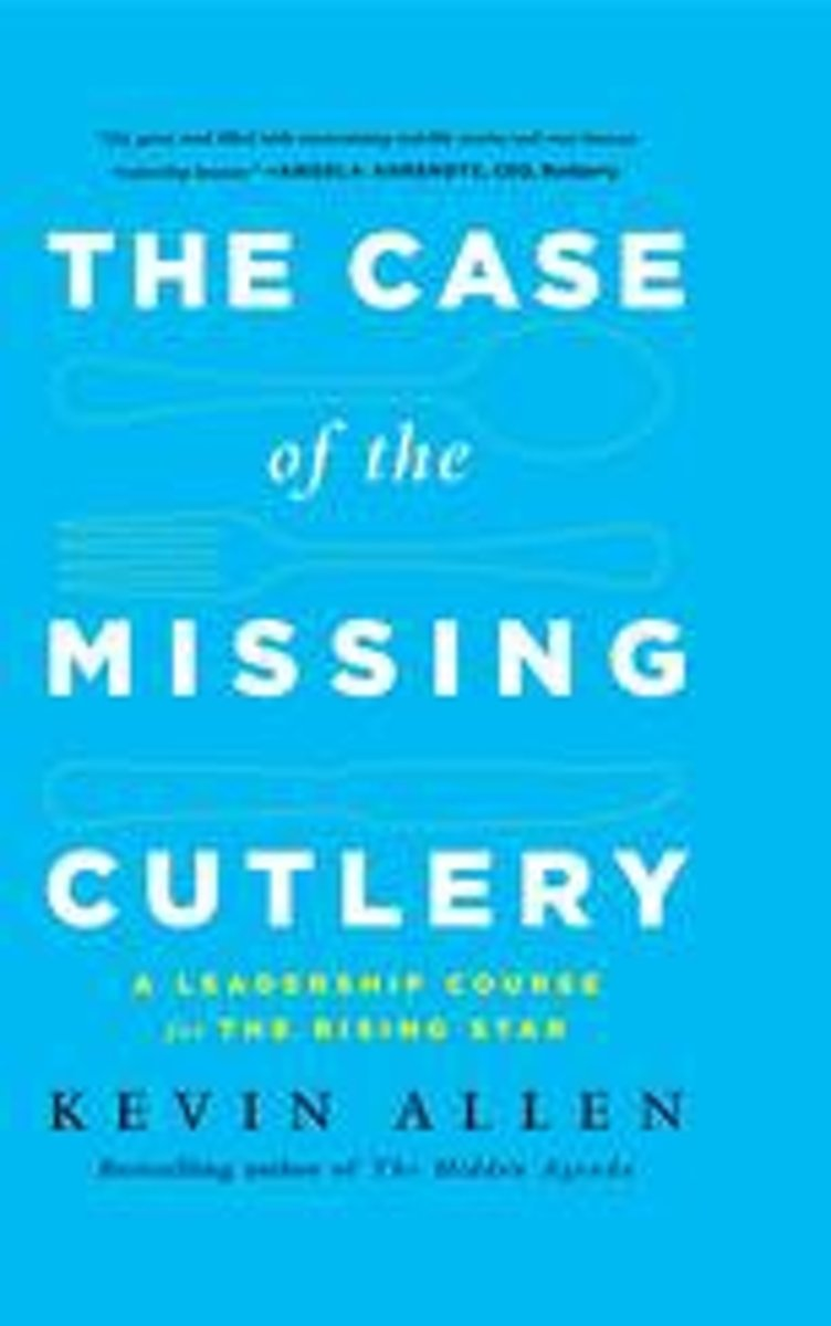 Case of the Missing Cutlery