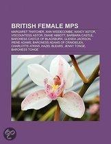 British female MPs