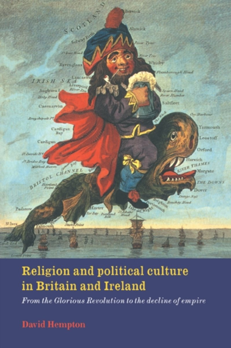 Religion and Political Culture in Britain and Ireland
