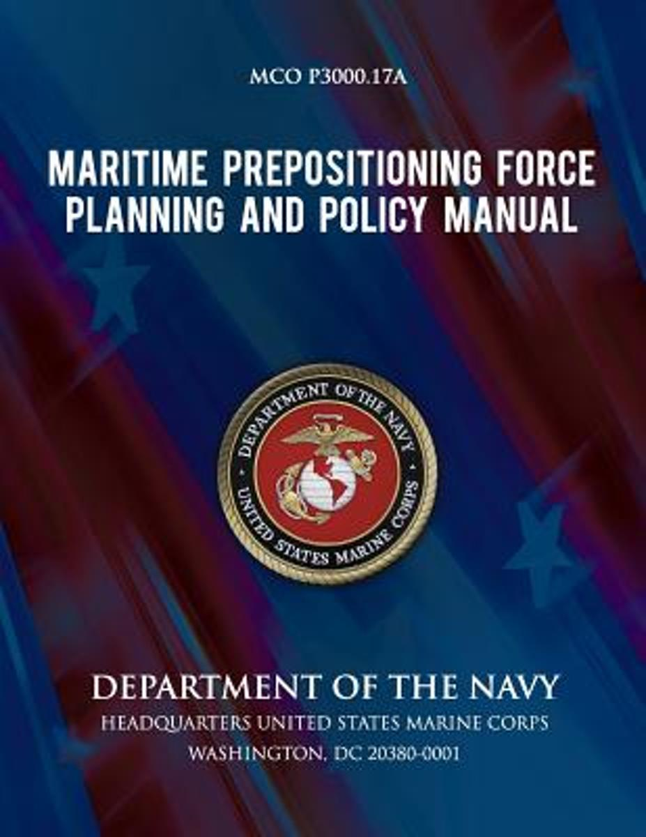 Maritime Prepositioning Force Planning and Policy Manual